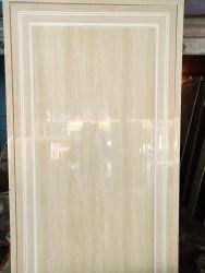Cream PVC Door