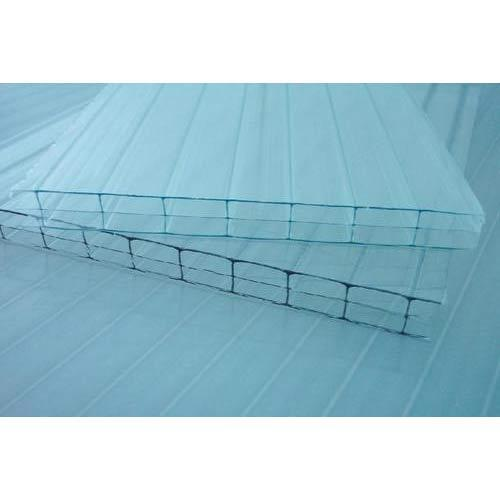 3 Mm Triple Wall Polycarbonate Sheets At Rs 35 Square