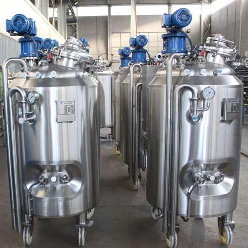 Pharmaceutical Process Reactor   Sri Sri Engineering Works