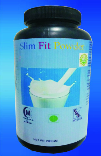 Slim Fit Powder View Specifications Details Of Weight Loss