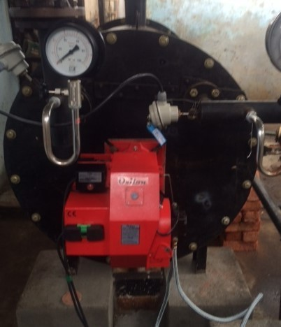 Thermic Fluid Boilers-Gas Fired