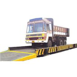 Moveable Weigh Bridge with Wheels