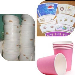 Paper Cup Raw Material in Coimbatore, Tamil Nadu | Get