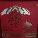 885 Wedding Card
