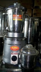 A1 Kitchen Stainless Steel Commercial Mixi Grinder