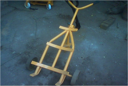 Manual Drum Lifter Trolley