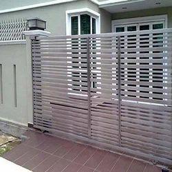 Stainless Steel Siding Gate for Residential