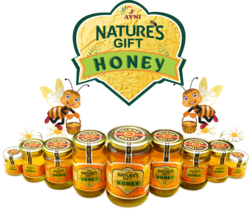 Nature's Gift Honey