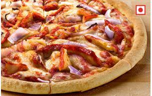 Chicken Delight Pizza