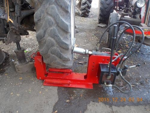 Wheel Alignment Machine >> Tractor Tyre Bead Breaker Hydraulic Manufacturer from Pune