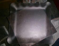 Acrylic Leaf Platter