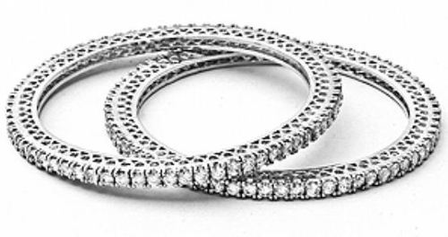 single line collection zoya bangle jewellery google search diamond bangles pin designs
