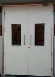Entry Doors White Clean Room door