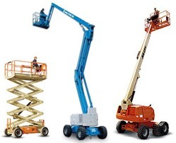 Scissor And Boom Lift Hiring