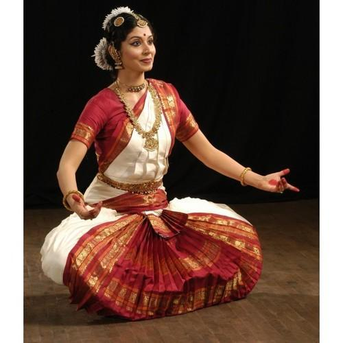 30bf48fccf Polyester Bharatnatyam Dance Costumes, Size: Small And Medium, Rs ...