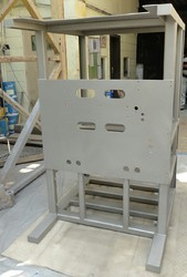 Machine Body Fabrication