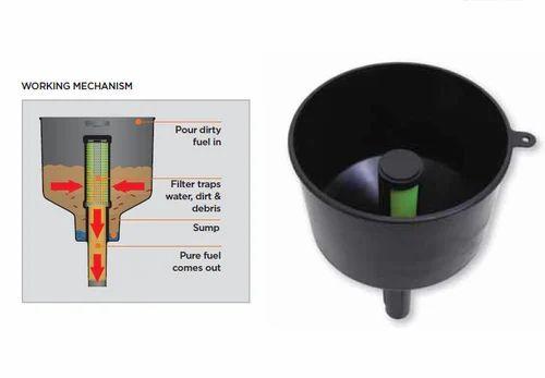 portable fuel filter fuf 13