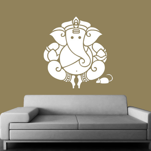 ganesha wall stickers, wallpaper, blinds and accessories | creative