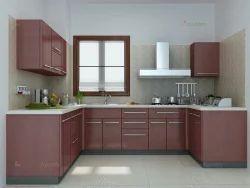 Modern Plywood Kitchen Cabinet Rs 900 Square Feet Sai Saathvik