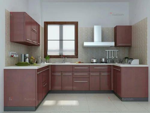Plywood Kitchen Cabinet