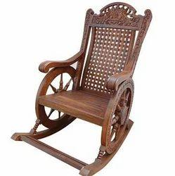 Relaxing Wooden Chair