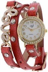 Stylish Love Bracelet Watch
