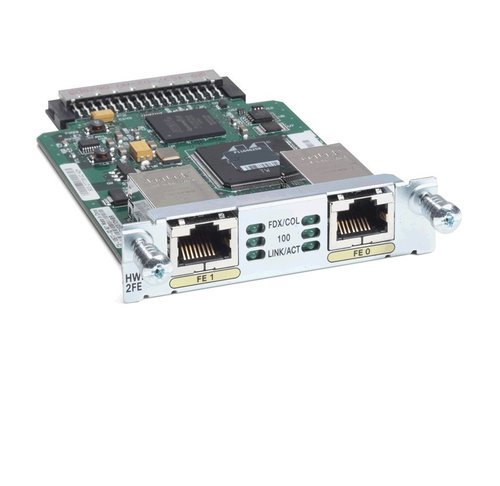 GENUINE Cisco 2-port VWIC2-2MFT-T1//E1 Multiflex Trunk Voice WAN Interface Card