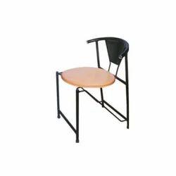 Metal Armless Chair