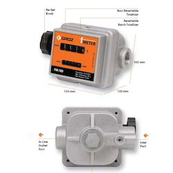 F Meter - High Accuracy Mechanical Fuel Meter