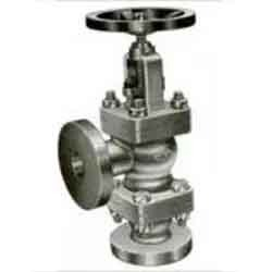Neta Cast Carbon Steel Accessible Feed Check Valve