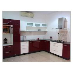 Spacious Modular Kitchens Designing Service