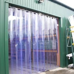 We Are Leading Manufacturer Of Welding PVC Strip Curtain Product  Description: Welding PVC Strip Curtains Offer Safety, Spark Containment,  Durability, ...