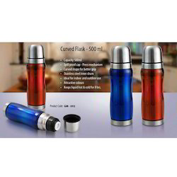 Curved Flask - 500ml