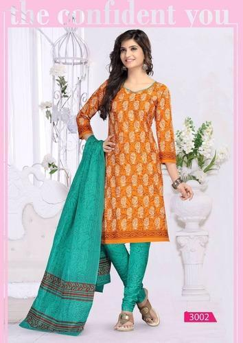 c4e5b3fb73 Indian Cotton Salwar Kameez at Rs 428 /piece(s) | Ladies Cotton Suit ...