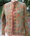Ladies Kantha Jacket