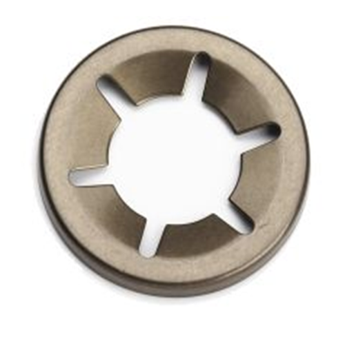 Stainless Steel Starlock Push-On Fastener Capped, Type: Washer, Rs 150 /kg  | ID: 13616282588