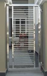 SS Grill Door & SS And MS Doors - SS Grill Door Manufacturer from Ahmedabad Pezcame.Com