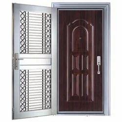 Stainless Steel Doors In Noida जंगरोधक इस्पात के दरवाजे
