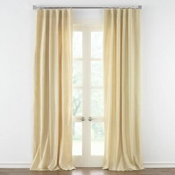 Fancy Door Curtains