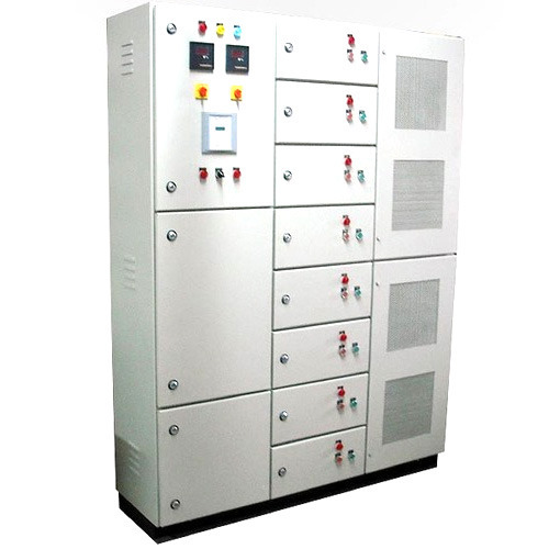 Three Phase HT Control Panel
