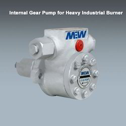 Internal Gear Pump for Heavy Industrial Burner