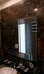 Decorative Mirror Glass, For Hotel