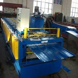 Color Coated Sheet Roll Forming Machine