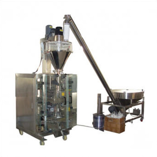 Single Phase Mild Steel Collar Type Packing Machine, Voltage: 220 V