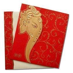 Wedding Card Designing Service