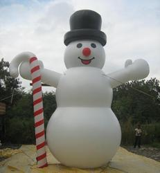 Snow Man Inflatable