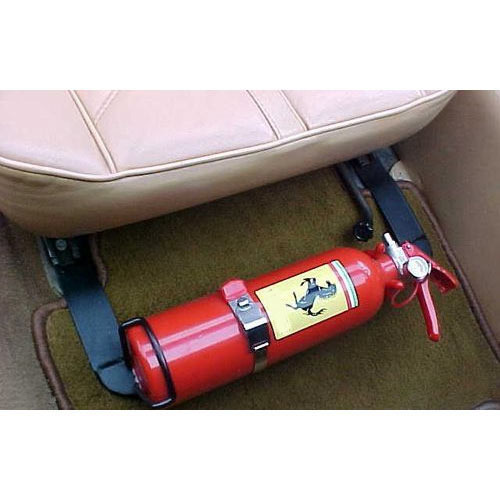 Portable Car Fire Extinguisher
