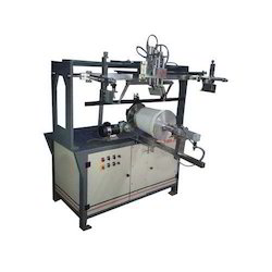 Paint Bucket Screen Printing Machine