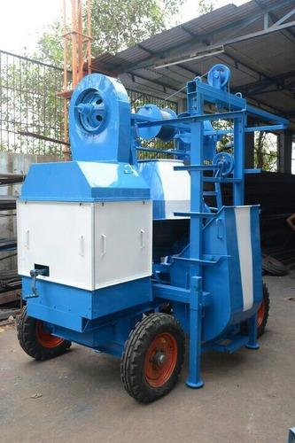 Mixer Machine with Lift