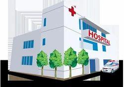 10000 Sq Yards Hospital Lands